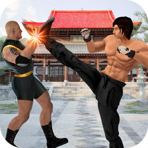 Kung fu fight karate offline games: Fighting games