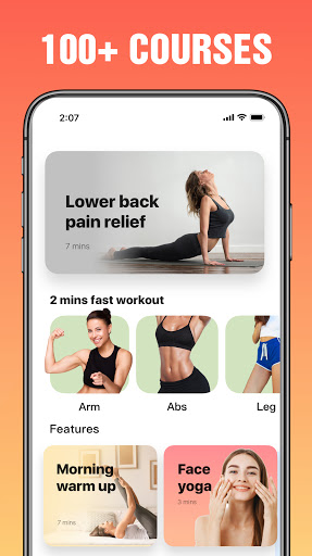 Lose Weight at Home - Home Workout in 30 Days screenshot 15