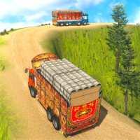 오프로드 뱃짐 트럭 드라이브 on 9Apps