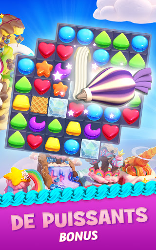 Cookie Jam Blast™ Jeu de Match-3 Puzzle screenshot 3
