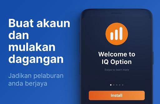 Broker IQ Option: dagangan dalam talian screenshot 5
