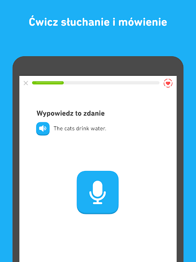 Angielski za darmo z Duolingo screenshot 9