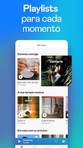 Deezer: Ouvir Músicas, Playlists e Podcasts screenshot 4
