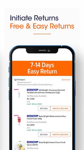 Online Shopping App In Myanmar - Shop.com.mm screenshot 8