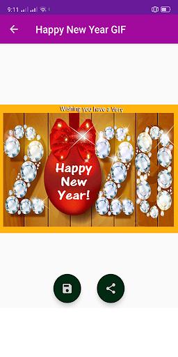 New Year GIF 2022 screenshot 15