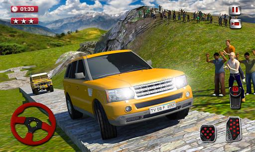 Ejderha Yol Sürme Simülatör: hız araba kaza Ölçek screenshot 1