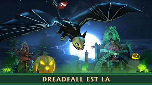 School of Dragons: Dragons screenshot 1