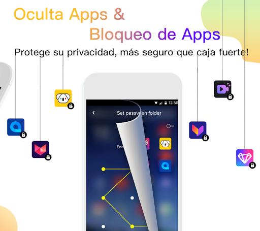 APUS Launcher: Tema,Oculta app screenshot 3