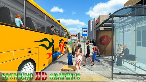 moderno autobus guidare simulatore screenshot 3