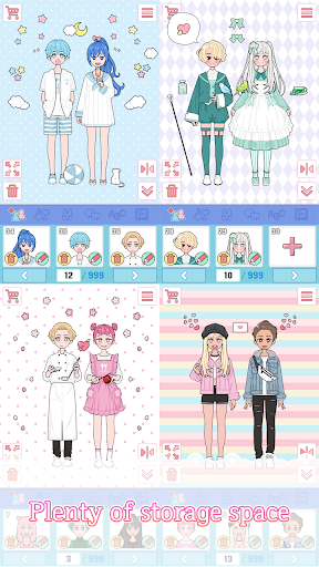 Lily Diary : Dress Up Game screenshot 5