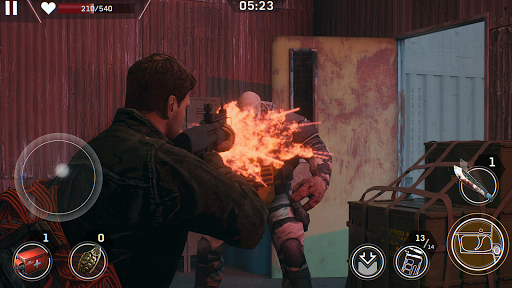 Left to Survive: Survival. Last State of the Dead screenshot 6