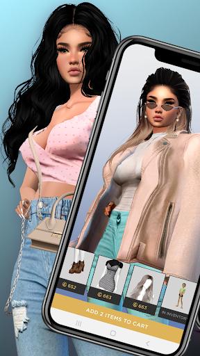 IMVU:3D avatars and real friendships screenshot 1