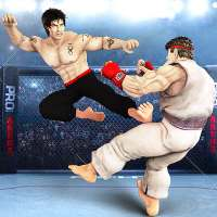 Gym Trainer Fight Arena : Tag Ring Fighting Games on 9Apps