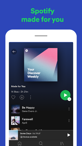Spotify: Listen to podcasts & find music you love screenshot 6