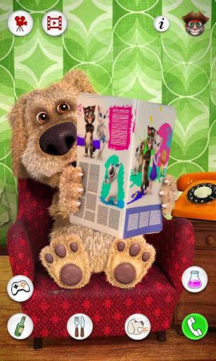 Talking Ben the Dog स्क्रीनशॉट 5