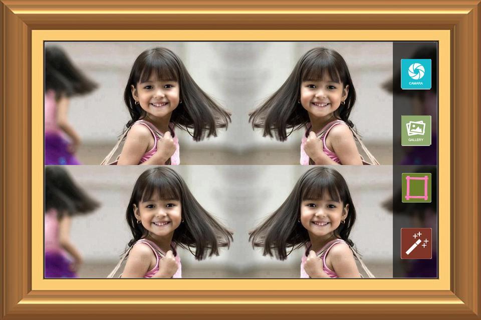 Mirror Photo Maker screenshot 3
