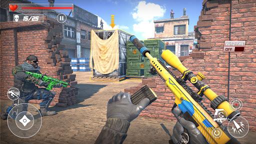Commando Shooting FPS Games screenshot 1