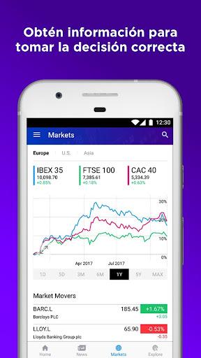 Yahoo Finanzas screenshot 5