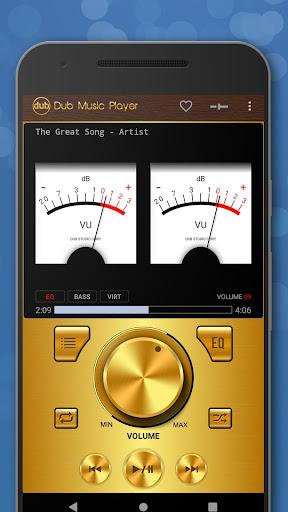 Dub-Musik-Player - Equalizer & Überblendung screenshot 2