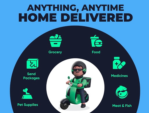 Dunzo: Delivery App for Grocery, Food & more screenshot 1