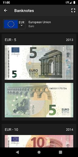 Exchange Rates & Currency Converter screenshot 7