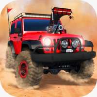 Off Road Monster Truck Driving - SUV Car Driving on 9Apps