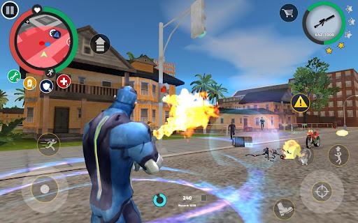 Rope Hero: Vice Town screenshot 2