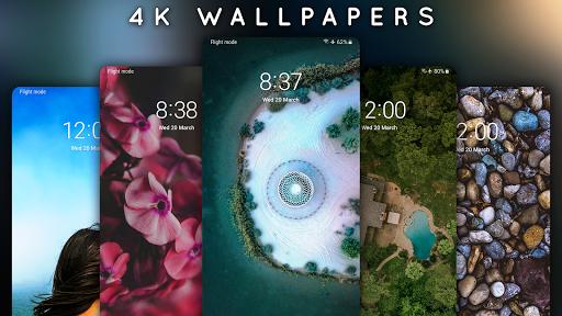 4K Wallpapers - Auto Wallpaper Changer screenshot 8