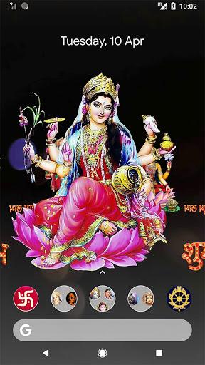 4D Lakshmi Live Wallpaper screenshot 6