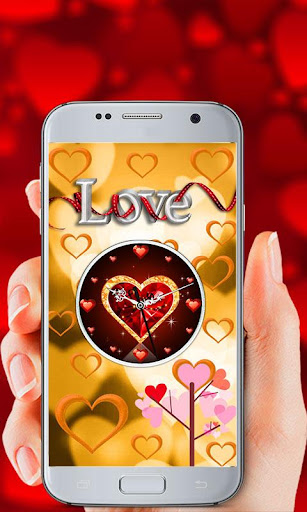 Love Clock screenshot 2