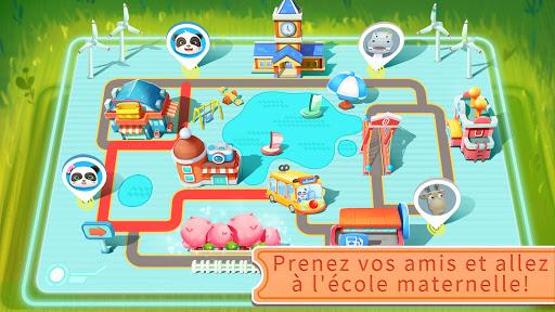 Bus scolaire de Bébé Panda screenshot 2