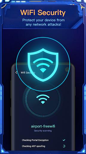 Nox Security - Antivirus Master, Clean Virus, Free screenshot 8