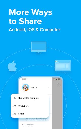 ShareMe  - #1 file sharing & data transfer app screenshot 6