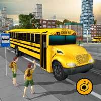 حافلة مدرسية القيادة 2017 on 9Apps
