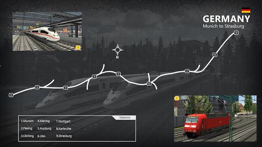 Euro Train Simulator 2 screenshot 7