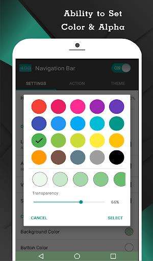Navigation Bar (Back, Home, Recent Button) screenshot 3