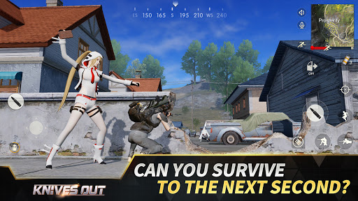 Knives Out-No rules, just fight! screenshot 4