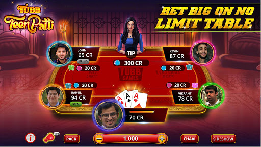 Tubb Teen Patti - Indian Poker - TTP screenshot 3