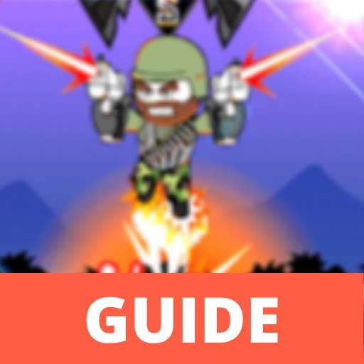 Guide for Mini Militia Doodle gun 2020