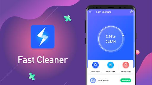 Fast Cleaner & CPU Cooler screenshot 5
