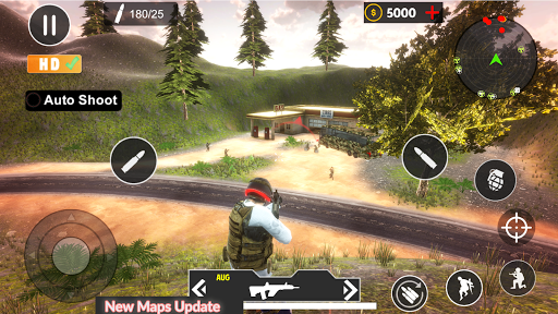 PVP Shooting Battle 2020 Online and Offline game. screenshot 6