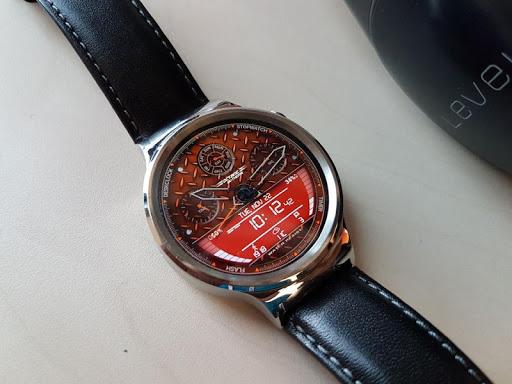 Octane Watch Face & Clock Widget скриншот 16