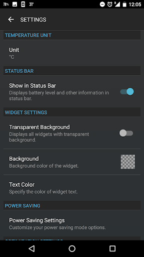 Battery Tools & Widget for Android (Battery Saver) screenshot 6