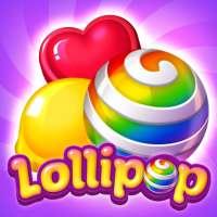 Lollipop: Sweet Taste Match 3 on 9Apps