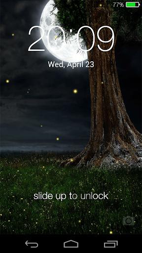 ล็อคหน้าจอหิ่งห้อย screenshot 10