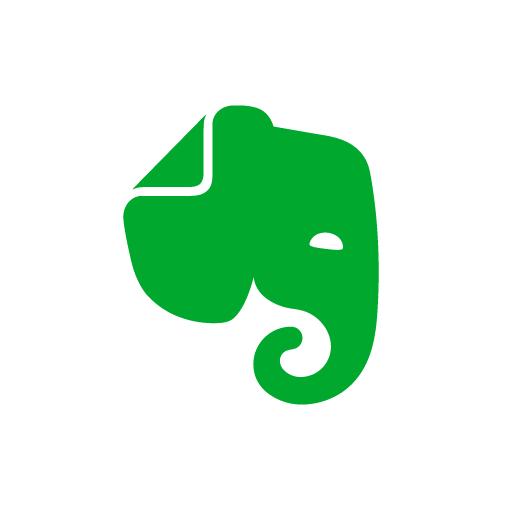 ikon Evernote - Penyelenggara Catatan