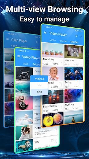 Video speler screenshot 4