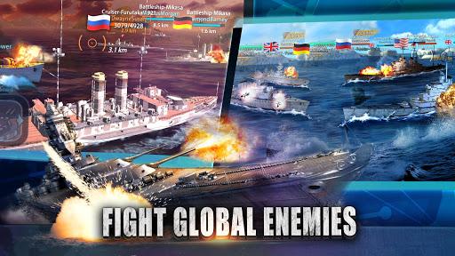 Warship Rising - 10 vs 10 Real-Time Esport Battle screenshot 4