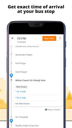 Chalo - Live Bus Tracking App screenshot 4