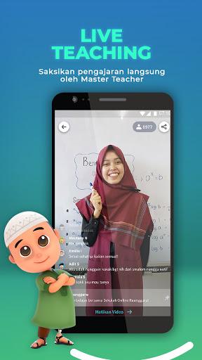 Ruangguru: Belajar & Bimbel Online SD SMP SMA UTBK screenshot 5